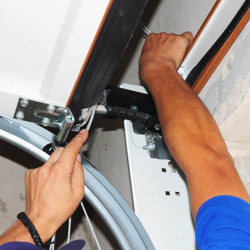 Fixing a Garage Door